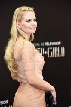 Jennifer Morrison at Monte Carlo 2014 being perfect