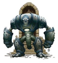 Sy Borg from the Screaming Taco Fantasy Races, Fantasy Warrior, Fantasy Rpg, Dungeons And Dragons Characters, Dnd Characters, Fantasy Characters, Character Concept, Character Art, Concept Art