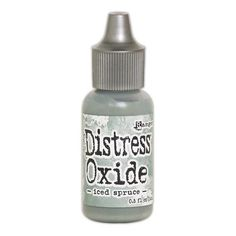 Just like your creativity, your ink pad won't dry up with the Pumice Stone Distress Oxides Ink Reinker by Tim Holtz for Ranger Ink. The package includes one fl oz reinker that features a mixing ball and an eye drop applicator. Made in the USA. Tim Holtz Distress Ink, Pumice Stone, Scrapbooking, Thing 1, Ranger Ink, Distress Oxide Ink, Crisp Image, Walnut Stain, Ink Pads