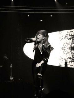 Demi Lovato en CenturyLink Center Omaha, NE, #NeonLightsTour 16-03-14