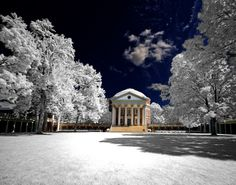The Lawn and The Rotunda, University of Virginia- If I could only choose one place to live for the rest of my life,  I'd choose Charlottesville, Virginia.
