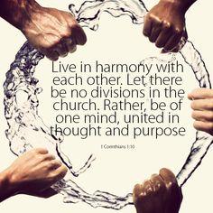1 Corinthians 1:10 Follow us at http://gplus.to/iBibleverses