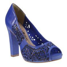 Sapato Ramarim 14-22234 - Anil (Soft/Plus) - Calçados Online Sandálias, Sapatos e Botas Femininas   Katy.com.br