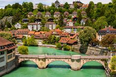 If you love history and time travel, you'll love Bern, Switzerland.