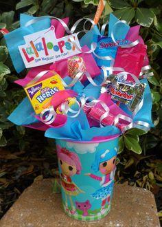 Lalaloopsy Kids Candy Party Favor. $4.75, via Etsy.