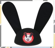 Oswald merch!  So excited!  Oswald The Lucky Rabbit Ear Hat from Disney Theme Park Merchandise
