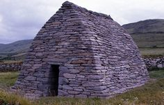 Post with 0 votes and 5287 views. Old stone house in Ireland (OC) Houses In Ireland, Ireland Homes, Dry Stone, Brick And Stone, Stone Walls, Old Stone Houses, Old Houses, Tiny Houses, Ancient Architecture