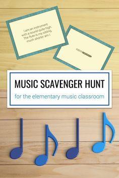 The Yellow Brick Road: Musical Scavenger Hunt