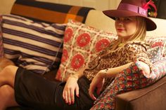 Kate Schelter « StyleLikeU  Everything and especially that hat <3