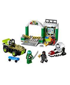 10669 LEGO® Juniors Teenage Mutant Ninja Turtles Lair