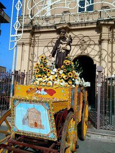 Anton, Palermo, San Antonio
