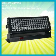 Architectural Lighting 108*3W LED Wall Washer Light-LED Light (BS-3014) (BS-3014) - China LED Wall Washer Light;LED Wall Washer;Garden LE...