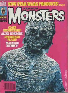 Famous Monsters of Filmland Magazine #143