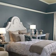 Bedroom Ideas Inspiration Blue Walls Bedrooms And