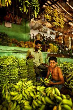 Devaraja Market, Mysore, Karnataka, India