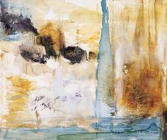 "Jung Wha Ahn Unshaken  |  Oil on Canvas  |  49""x 58""   |  2005"