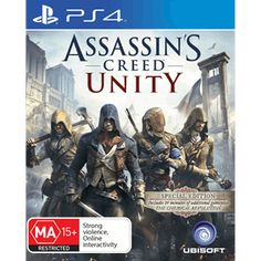 Assassin's Creed Unity (preowned)
