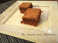 Torta di cioccolato con cuore morbido di Cotto e Mangiato