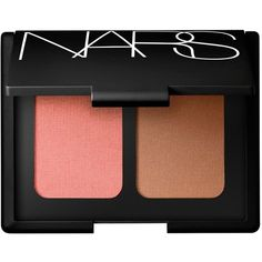 NARS ASOS Bronzer Blusher Duo ($46) ❤ liked on Polyvore featuring beauty products, makeup, cheek makeup, blush, beauty, eyeshadow, faces, filler, laguna orgasm and nars cosmetics