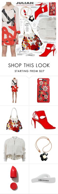 """JULIAN FASHION"" by katjuncica ❤ liked on Polyvore featuring MaxMara, Behance, Dolce&Gabbana, Aquazzura, 3.1 Phillip Lim, Marni, NARS Cosmetics, Maison Margiela and Julian"