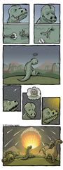 Sad T-Rex Wish…