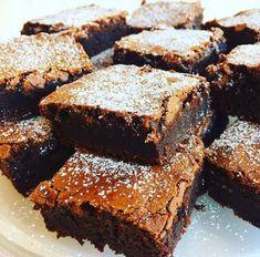 Verdens beste brownies!