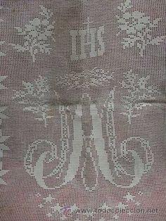 38 fantastiche immagini su bordure per tovaglie altare for Schemi tovaglie uncinetto filet