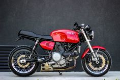 2006 Ducati GT1000DS by Purebreed