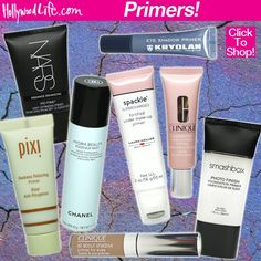 Best Makeup Primers from HollywoodLife.com