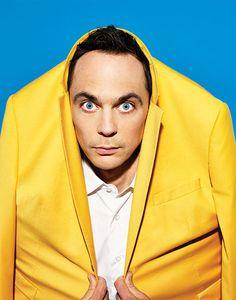Jim Parsons from The Big Bang Theory. Photo: Peter Hapak