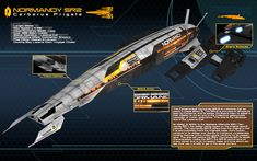 Normandy SR2 Infography 2.0 by nico89-fx.deviantart.com on @deviantART