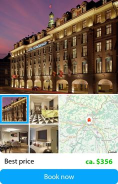Schweizerhof (Bern, Switzerland) – Book this hotel at the cheapest price on sefibo.