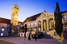 Universidade de Coimbra | University of Coimbra – Alta and Sofia