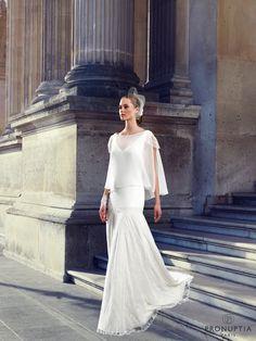 Baudelaire, collection de robes de mariée - Pronuptia