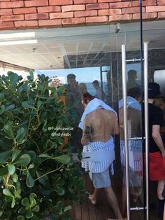 Harry in Brazil. May 27, 2018