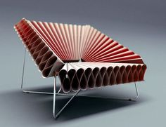 Recent works - furniture by Velichko Velikov, via Behance