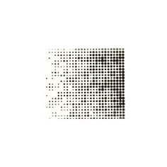 Tim Holtz Rubber Stamp DOT MATRIX Background Stampers Anonymous... (€10) ❤ liked on Polyvore featuring backgrounds