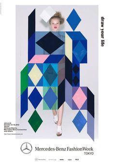 Mercedes-Benz Fashion Week S/S Rikako Nagashima