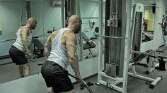Тренировка спины. Комплекс упражнений