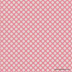 Fabric... Hello Sunshine Daisy in Pink by Riley Blake Designs