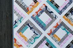 modern patchwork quilt - Google-Suche