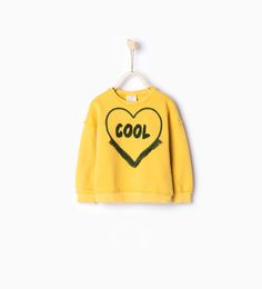 ZARA - KIDS - Cool sweatshirt