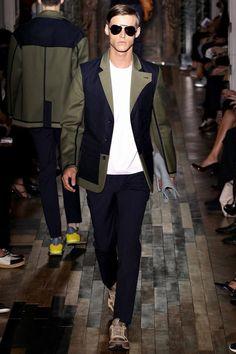 Paris | Mode Masculine PE 2014 | Maison Valentino