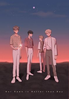 Our dawn is hotter than day Woozi, Wonwoo, Jeonghan, Kpop Drawings, My Drawings, Kpop Anime, Choi Hansol, Seventeen Memes, Seventeen Wallpapers