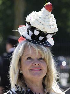 Crazy, crazy hats!