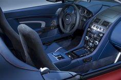 Release 2015 Aston Martin Vantage S V12 Roadster Review Interior View Model