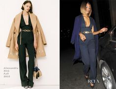 Jourdan Dunn In Alessandra Rich – Club Ten