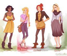 modern disney princesses2