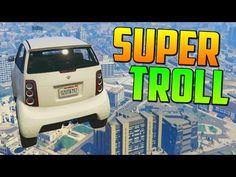 FINAL ULTRA EPICO!! + SUPER TROLL!! - Gameplay GTA 5 Online Funny Moments (Carrera GTA V PS4) - YouTube