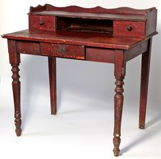 small-french-desk-in-bullsblood-red-paint